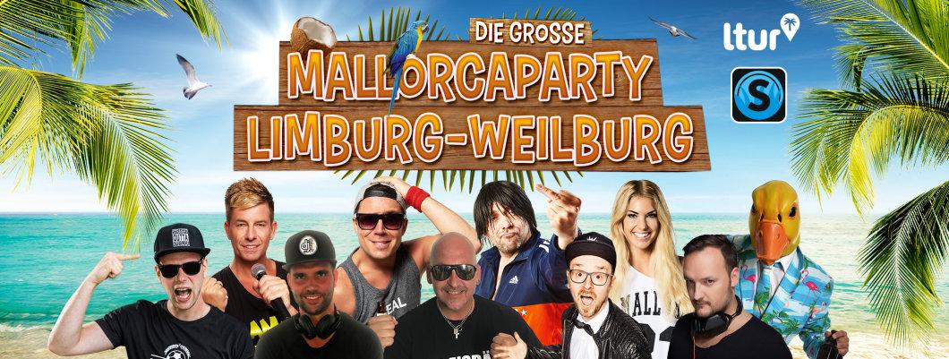 Party Mallorcaparty Limburg Weilburg Open Air Gelande