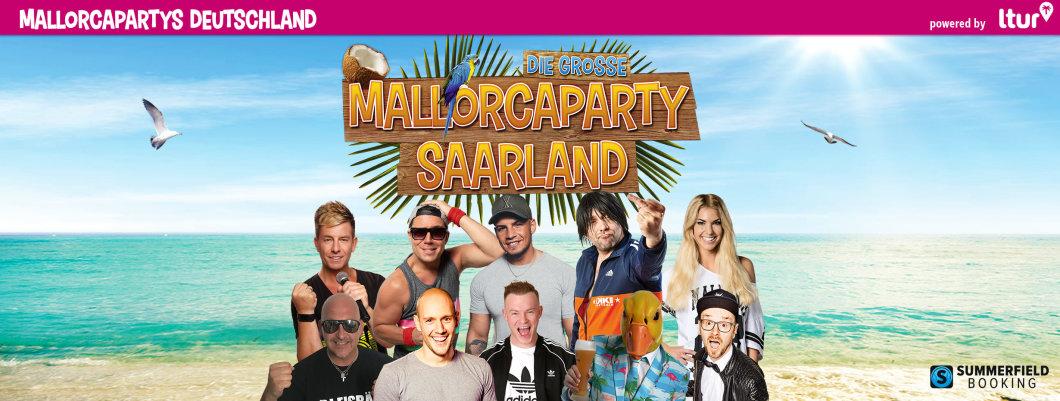 Party Mallorcaparty Saarland Eventarena Saarbrucken In