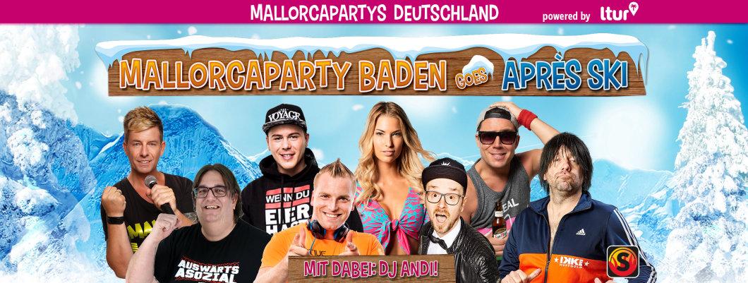 Mallorcaparty Baden