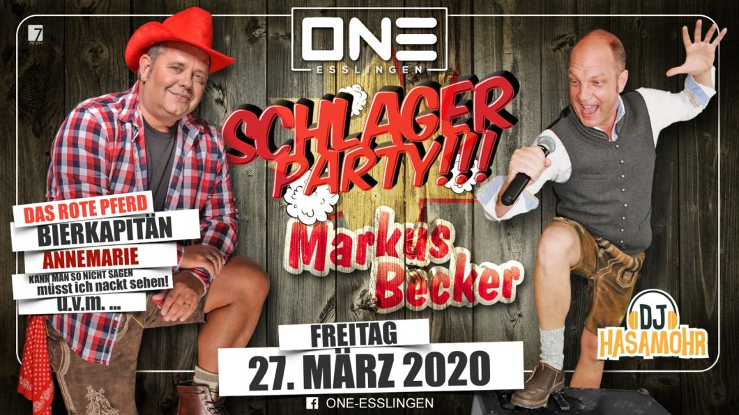 Schlager nackt party