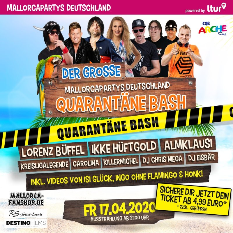 Mallorcapartys Deutschland
