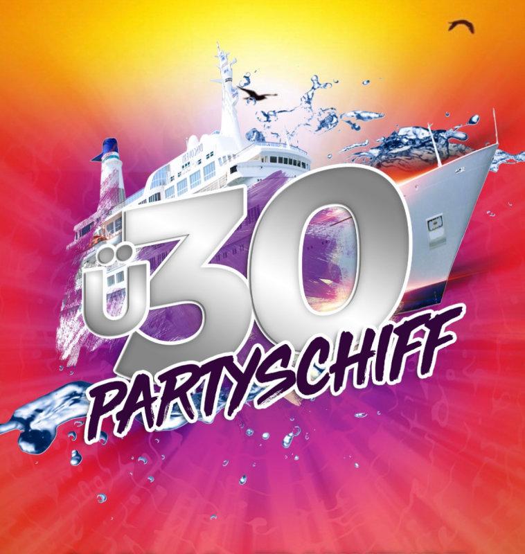Party - Ü30 Partyschiff - Frankfurt am Main
