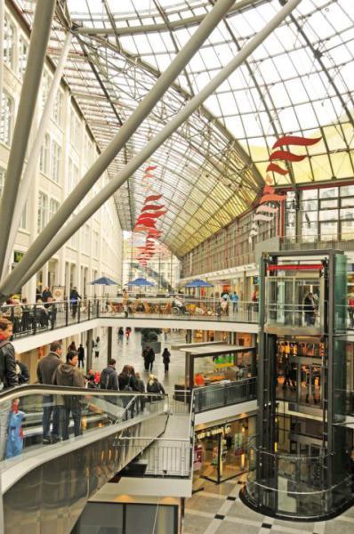 Goethe Galerie, Jena - Shopping & Lifestyle
