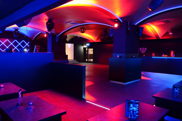 Karlsruhe disco in Top 5