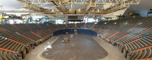 Olympiahalle München Hallen Und Stadien