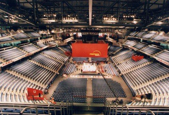 Tui Arena Hannover Hallen Und Stadien