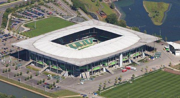 Volkswagen Arena Parken
